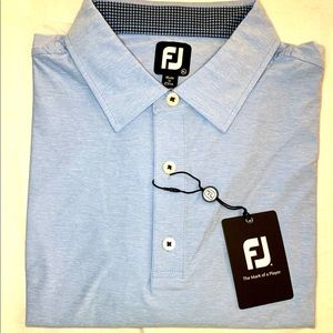 NEW - FOOTJOY GOLF POLO - Brand New With tags
